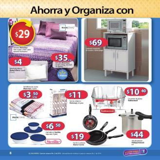 Ahorra y Organiza con Walmart Guia de compras No3 2014