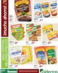 Alimentos empacados SALSAS ADEREZOS super selectos ofertas - 28feb14