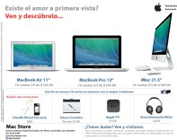 Apple TV Mac Store el salvador - 14feb14
