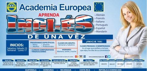 Apreda INGLES academia europea promociones - 11feb14