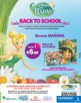 Back To School DISNEY HADAS promotion - 03feb14