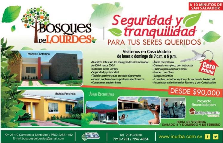 Bosques de Lourdes seguridad y traquilidad REAL STATE - 08feb14