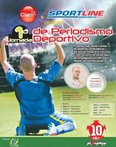 CLARO sportline america presentan EL GRAFICO jornada periodismo deportivo