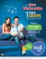 Cable DIGITAL TIGO un mes GRATIS por SAN VALENTIN - 14feb14