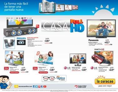 Casa FULL HD LG products La Curacao el salvador - 08feb14