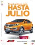 Comprar AUTO KIA sportage LX 2014 automatica - 06feb14