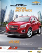 Comprar auto CHEVROLET TRAX 2014