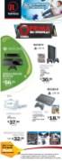 Consola vidoe juegos PLAY STATION 4 Radio Shack promociones - 08feb14