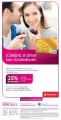 Descuento en restaurantes tarjetas credito SCOTIABANK el salvador - 13feb14
