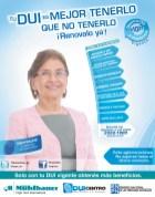 Documento Unico de Indentidad El Salvador DUI