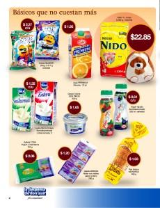 La Despensa de Don Juan 2014 Guia de Compras No2 leche queso crema