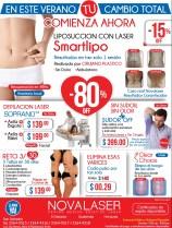 Liposuccion con laser smartlipo NOVALASER promociones