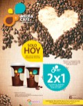 MEDIA CAFE ven con tu pareja 2x1 promocion - 14feb14