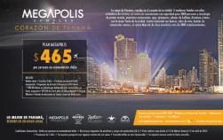 MEGAPOLIS complex corazon de panama HARD ROCK hotel