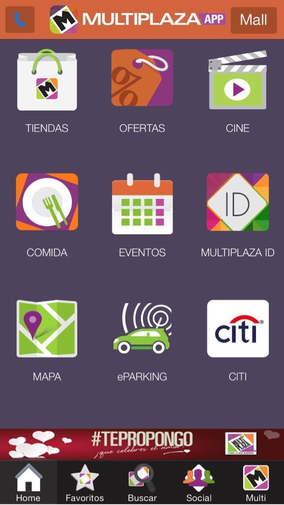 Multiplaza El Salvador App