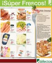 Pollo oriental receta SUPER SELECTOS el salvador - 26feb14