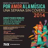Por AMOR a la musica TVX el salvador 2014