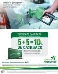 Promociones BANCO PROMERICA el salvador cashback - 21feb14