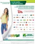 Promociones y Beneficios con tarjetas SISTEMA FEDECREDITO