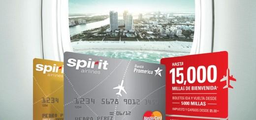 SPIRIT airlines el salvador Banco Promerica - 04feb14