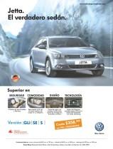 Volkswagen JETTA sedan GLI SE S cuota credomatic - 13feb14