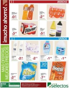 mucho ahorro mejores precios SUPER SELCTOS ofertas - 07feb14
