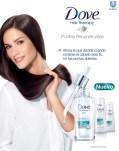 new DOVE hair therapy UNILEVER el salvador