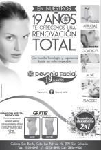 tratamiento para el ACNe pevonia facial - 26feb14