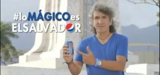 video Messi PEPSI Lo Magico es El Salvador