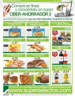 www.superselectos.com ahorras tiempo y dinero COMPRA ONLINE - 04feb14