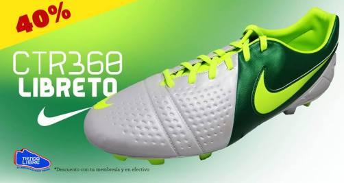40 off TIENDA LIBRE zapatos futbol NIKE