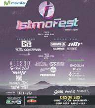 Comprar entradas para ISTMO FEST sv 2014