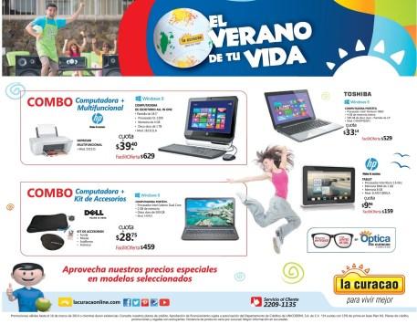 Computadora Multifuncional TABLET laptops LA CURACAO - 15mar14