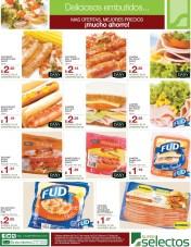 Deliciosos Embutidos FUD pavo pollo jamon SUPER SELECTOS - 08mar14