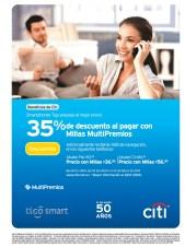Descuento al pagar con milla multipremio BANCO CITI - 13mar14
