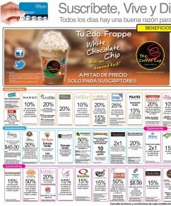 Descuentos Promociones Ofertas Beneficios CLUB DE LECTORES - 09mar14