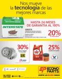 Disco Prensa Collarin LUK EXEDY econo part el salvador - 03mar14