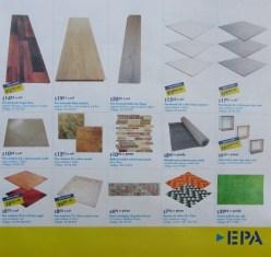 EPA el salvador VERANO 2014 pisos de madera y ceramicos lozas - pag 17
