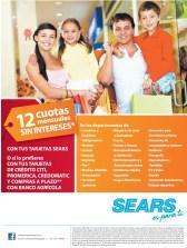 FEstival de promocione tarjetas de credito SEARS - 08mar14