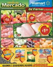 Fin de Semana de MERCADO WALMART frutas y verduras - 14mar14