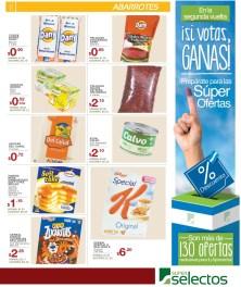 Granos Basicos alimentos SUPER SELECTOS descuentos - 07mar14