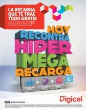 Hoy encontra HYPER MEGA recarga DIGICEL sv - 12mar14