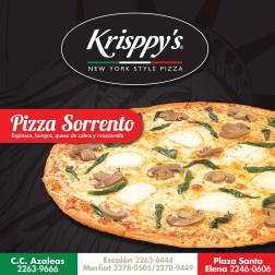La Pizzeria de Krisppys El Salvador