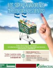 Los salvadoreños MERECEN super descuentos SUPER SELECtOS - 09mar14