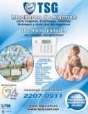 Monitoreo de Alarmas EL SALVADOR TSG promocines Telecam - 03mar14
