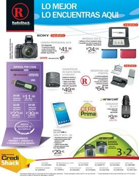 Nintendo 3DS XL oferta RadioShack El Salvador - 07mar14