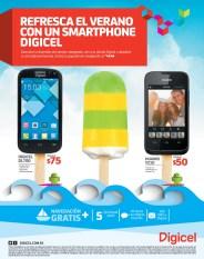 Refresca tu verano con un SMARTPHONE DIGICEL - 27mar14