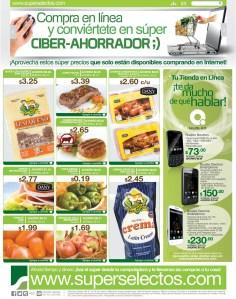 SuperSelectos.com PROMOCIONES descuentos y ofertas ahorrador - 21mar14