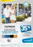 Vacaciones EXPRESS descuento con tarjetas Banco Agricola sv - 25mar14