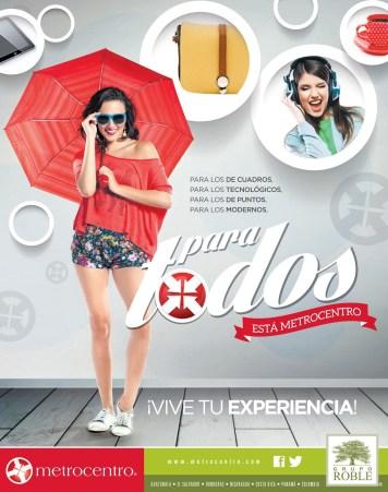 Vive tu experiencia VERANO 2014 Metrocentro el salvador - 31mar14